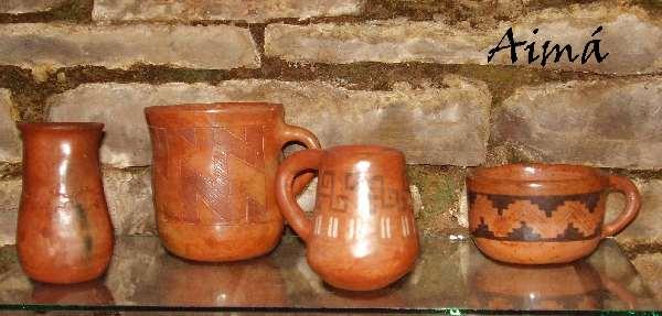 Taller de ceramica aborigen sierras bayas for Arcilla para ceramica
